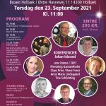Dansktop show 2021 Holbæk Boxen