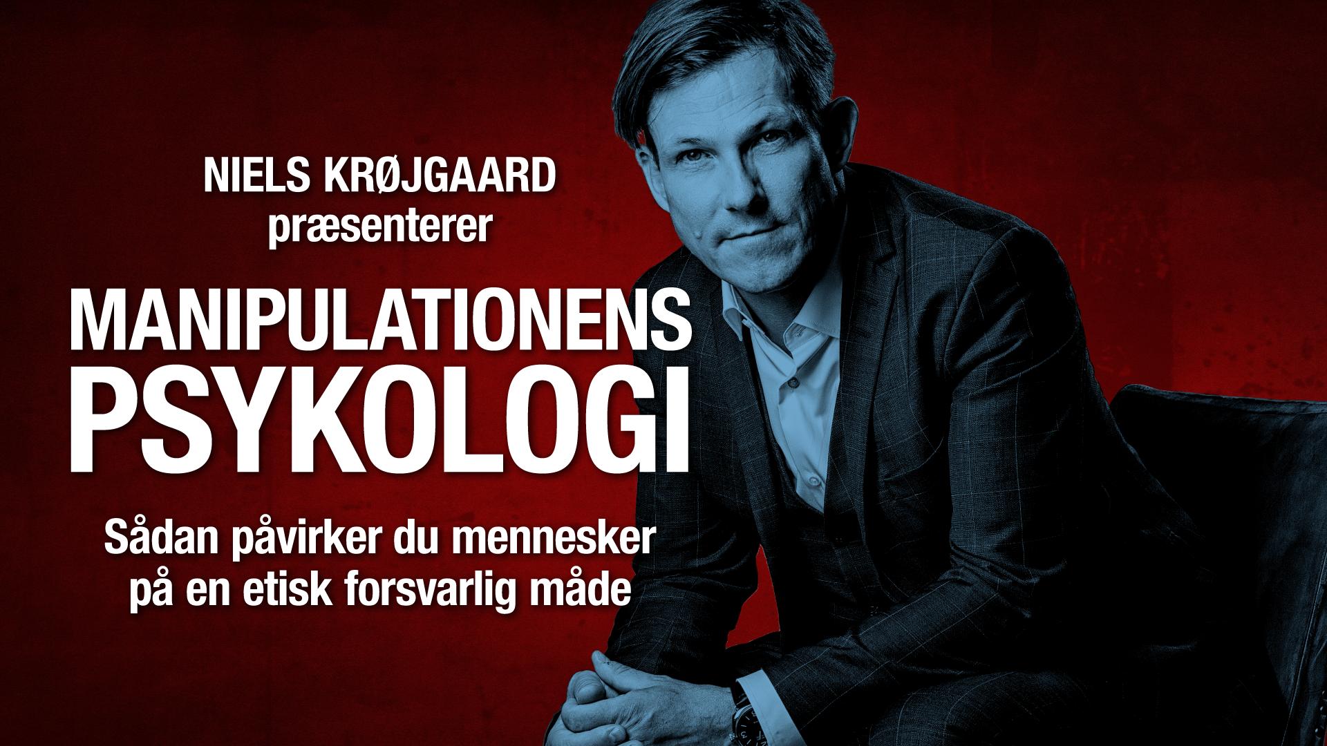 MANIPULATIONENS PSYKOLOGI - Niels Krøjgaard